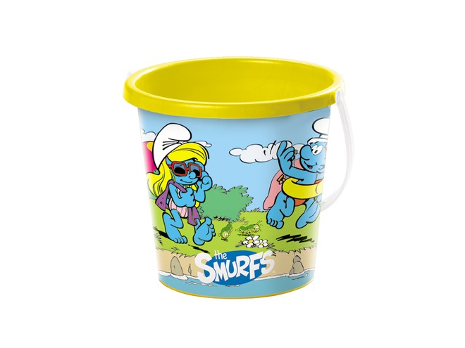 18892 - THE SMURFS BUCKET