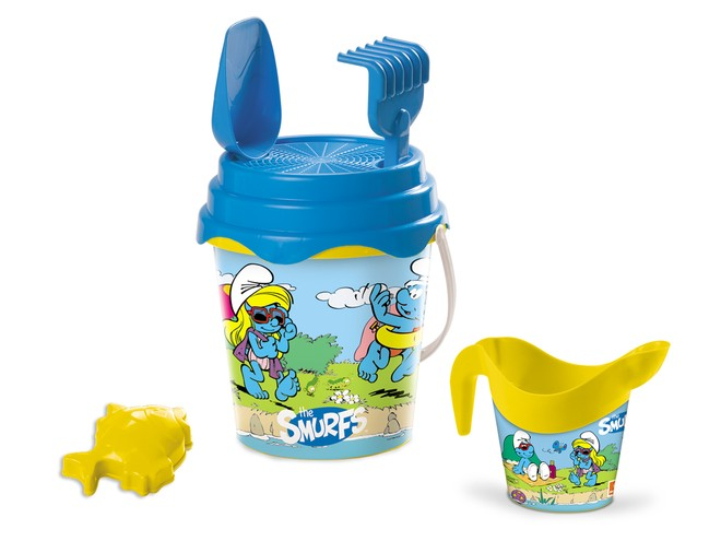 18852 - THE SMURFS BUCKET