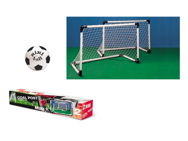 18014 - GOAL POST SET 2 MINI
