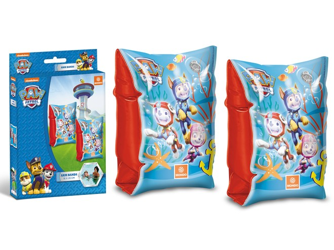 16628 - PAW PATROL ARM BANDS