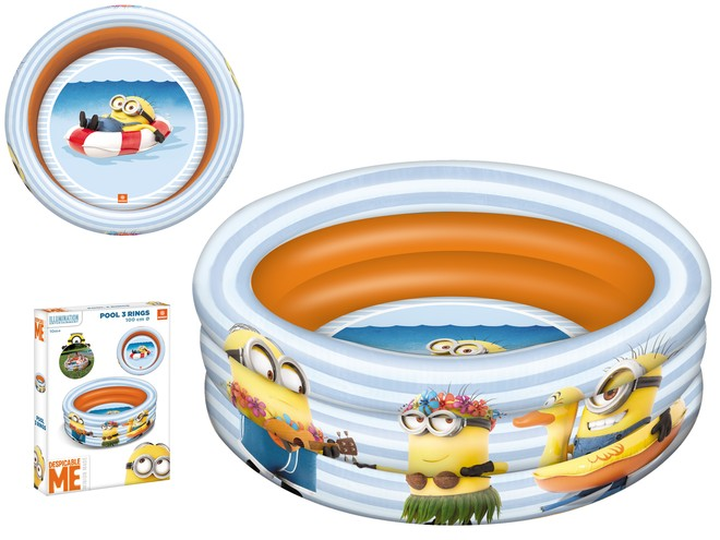 16484 - MINION 3 RINGS POOL