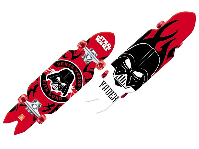 28167 - STAR WARS SHUTTLE SKATEBOARD