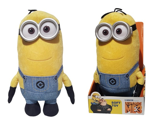 28382 - DM3 TIM PLUSH with SOUND