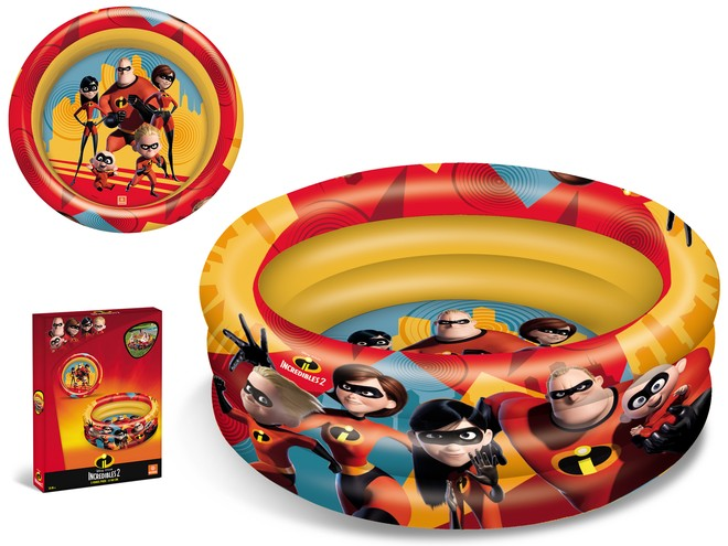 16670 - THE INCREDIBLES 2 - 3 RINGS POOL