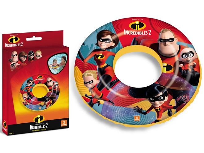 16667 - THE INCREDIBLES 2 SWIM RING