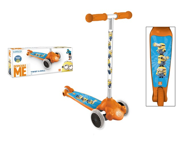 28138 - MINION TWIST & ROLL