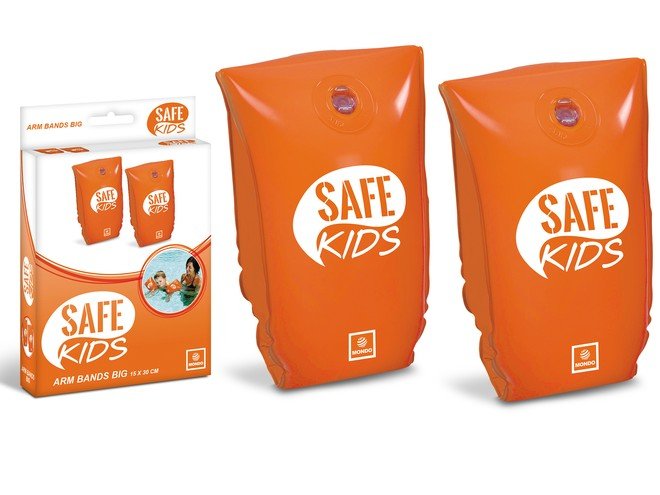 16749 - SAFE KIDS ARM BANDS - BIG