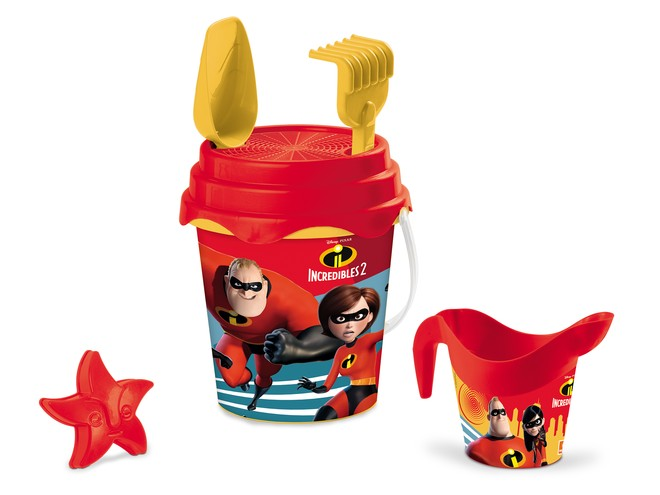 28413 - THE INCREDIBLES 2 BUCKET
