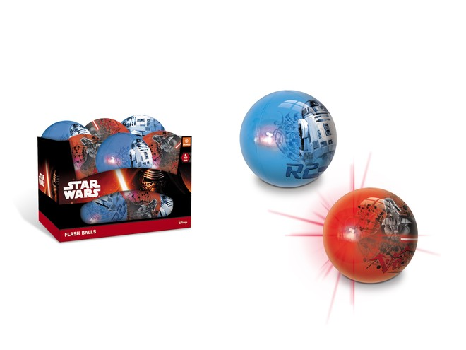 09718 - STAR WARS FLASH BALL