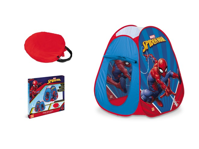 28427 - SPIDER-MAN POP-UP TENT
