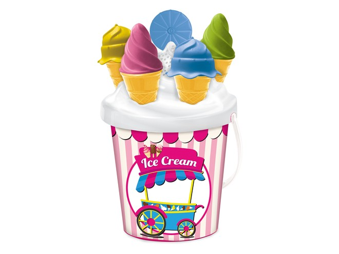 28445 - MONDO ICE CREAM BUCKET SET