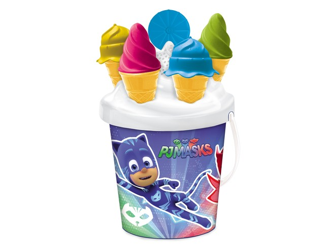 28474 - PJ MASKS ICE CREAM BUCKET SET