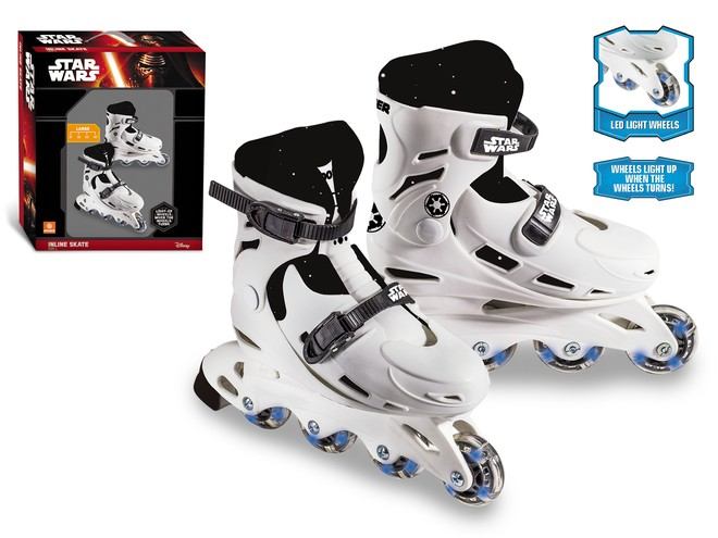 28169 - STAR WARS IN LINE SKATES